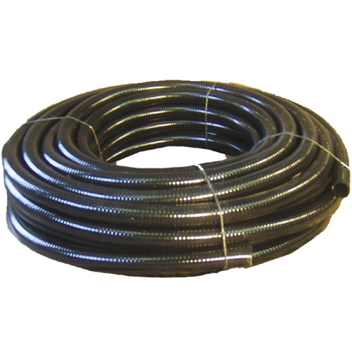 Black Flexible PVC Pipe