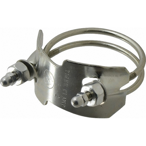 Double Wire Corrugated Hose Clamp This Is The Best Clamp