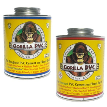 Gorilla PVC Glue